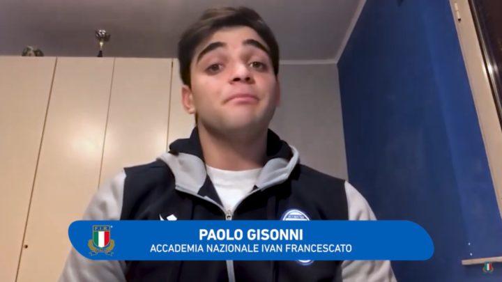atleta Amatori Napoli Gisonni intervista